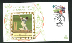 1994 Cricket Cover British Cricket Series